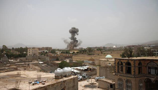 El ataque ha sido en la provincia yemení de Saada.