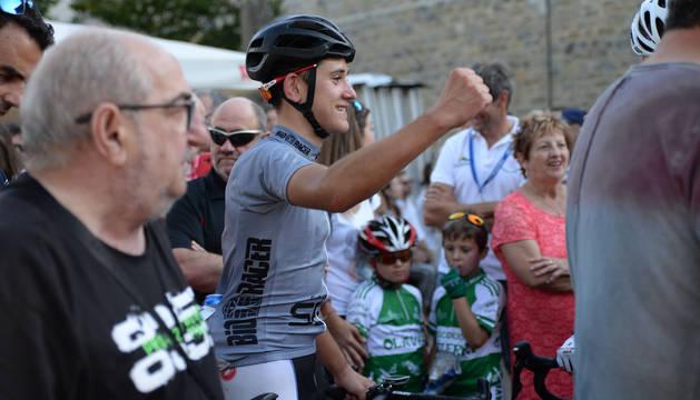 Galería de fotos de la 4ª etapa de la Vuelta a Pamplona