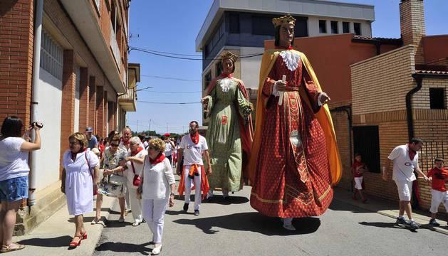 Día del Jubilado de las fiestas de Funes