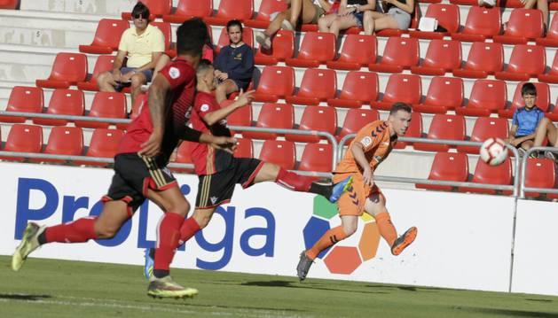 Foto del Mirandés-Osasuna