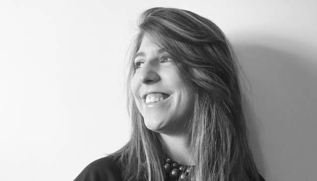 La diseñadora navarra Amaia Artieda