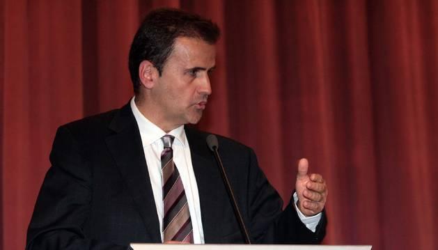 Manuel Erice, en una foto de archivo de 2010