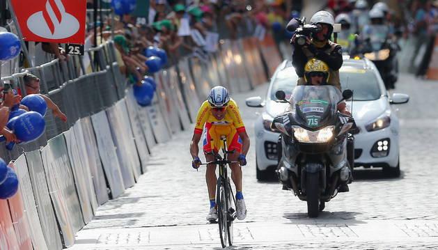 Raúl alarcón se proclama campeón de la Volta a Portugal