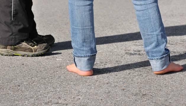Hallan descalzo y desorientado a un conductor en Tafalla que da positivo en drogas