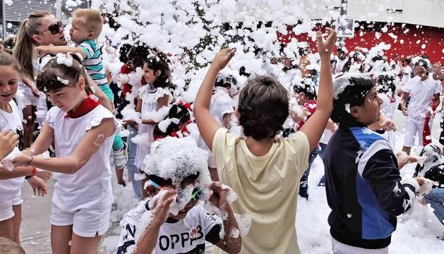 Comienzan las fiestas de Burlada 2018