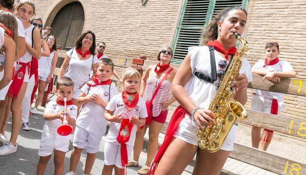 Fiestas de Santa Ana de Buñuel
