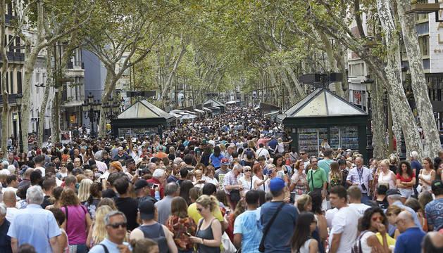 Un testigo de los atentados de Barcelona: