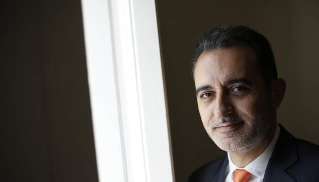 El profesor asociado del Máster de Comunicación Política y Corporativa de la Universidad de Navarra (UN) Roberto Rodríguez.