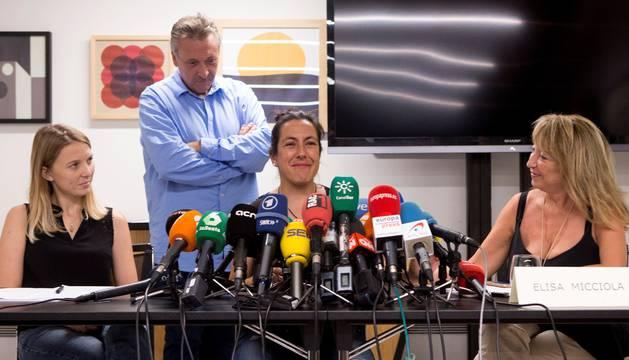 Las víctimas de los atentados de Cataluña denuncian el