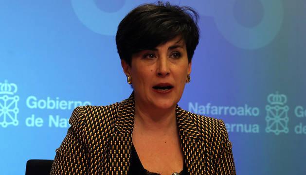 Solana destaca que el desalojo del gaztetxe se ha hecho