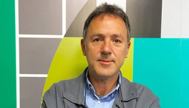 El periodista Pedro Roncal