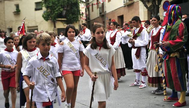 Día del patrón de las fiestas de Marcilla 2018, 24 de agosto