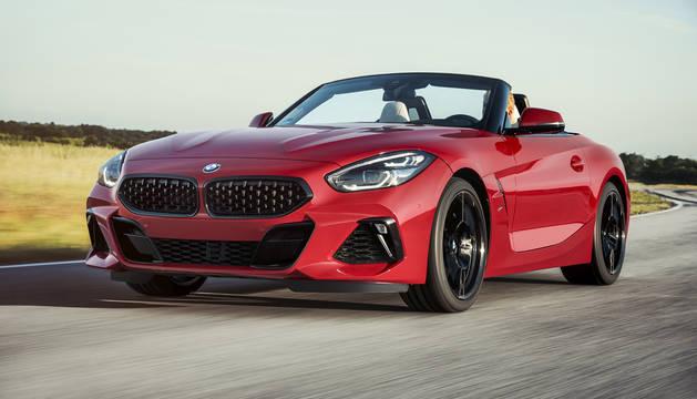 BMW lanzará el nuevo Z4 durante la próxima primavera