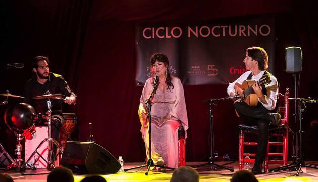 Fotos de algunas de las actuaciones de la quinta edición de Flamenco On Fire.