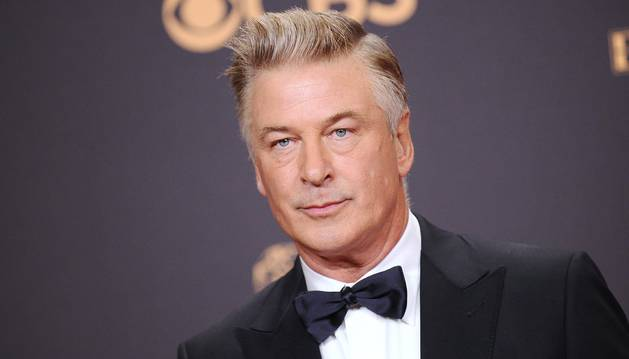 El actor Alec Baldwin.