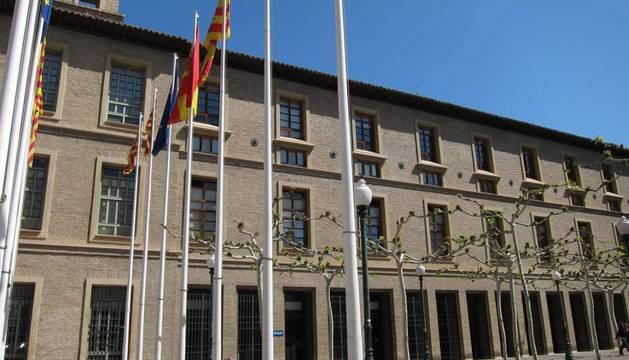 Sede del Gobierno de Aragón.