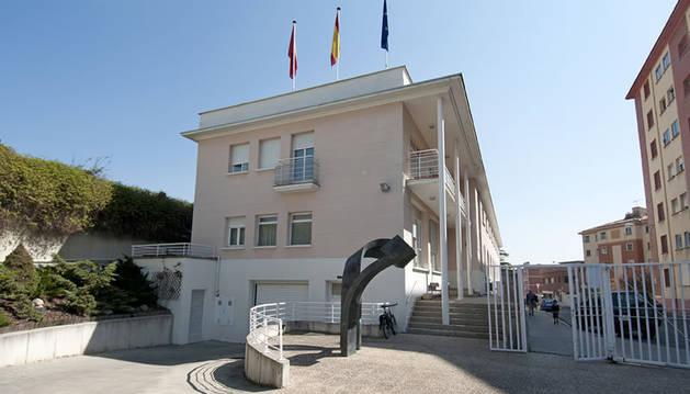 Residencia Juvenil Fuerte del Príncipe, donde se celebrarán las jornadas.