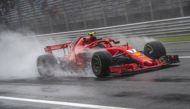 Ferrari reina en los libres de Monza