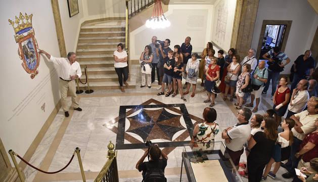 El Ayuntamiento abre las puertas a las visitas guiadas por el Privilegio de la Unión