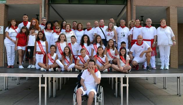 Fotos de las fiestas de Andosilla, 7 de septiembre de 2018