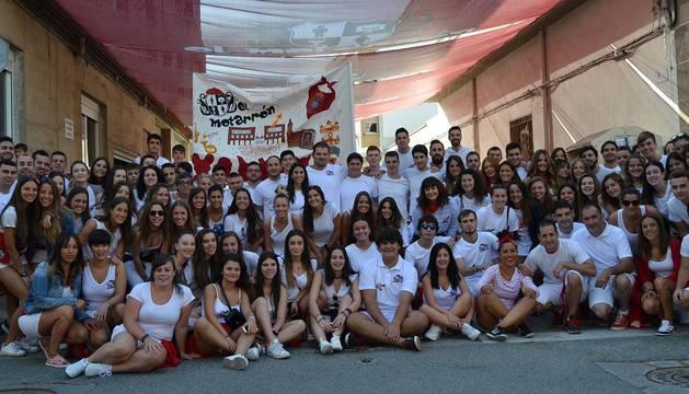Fotos de las fiestas de Andosilla, 7 de septiembre de 2018, en honor a la Virgen del Olmo que empezaron este viernes con un chupinazo especial