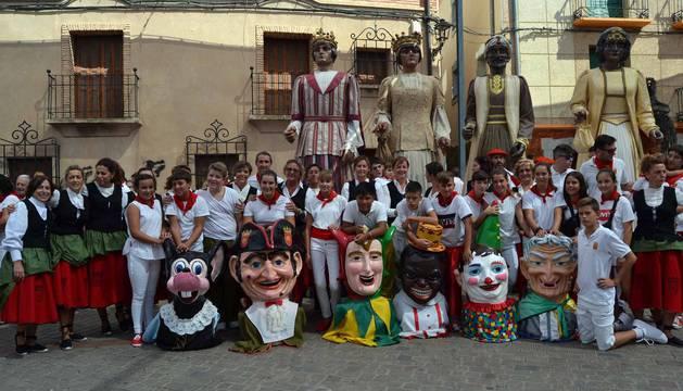 Segundo día de fiestas en Andosilla | 8 de septiembre de 2018