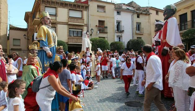 Día del Niño en fiestas de Cintruénigo (9 de septiembre)