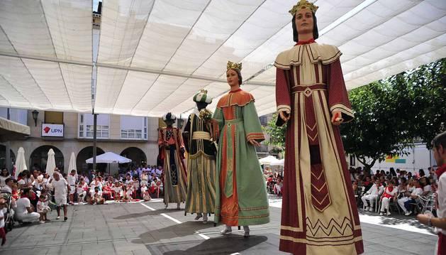 Último día de las fiestas de Peralta (9 de septiembre)