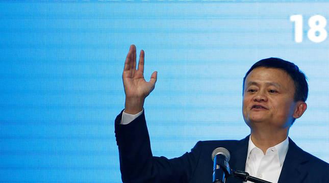 Jack Ma anuncia que dejará la presidencia de Alibaba dentro de un año