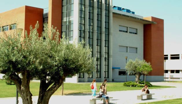 Campus de la Universidad Rey Juan Carlos.