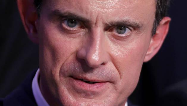 El exprimer ministro francés Manuel Valls dará una charla en el hotel Tres Reyes de Pamplona.