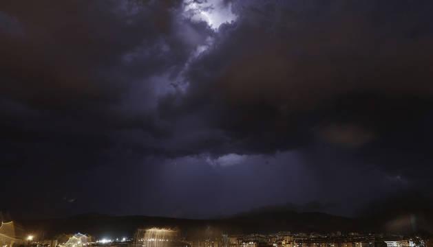 El riesgo de tormentas desaparece en los próximos días.