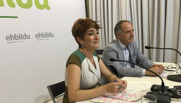 EH Bildu apuesta por abrir el debate sobre el autogobierno antes del fin de la legislatura