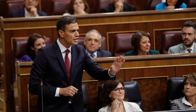 Pedro Sánchez afirma que