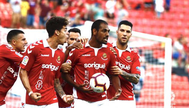 Nàstic, próximo rival de Osasuna
