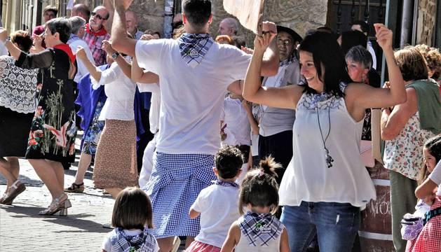 Día grande en las fiestas de Alsasua (14 de septiembre)