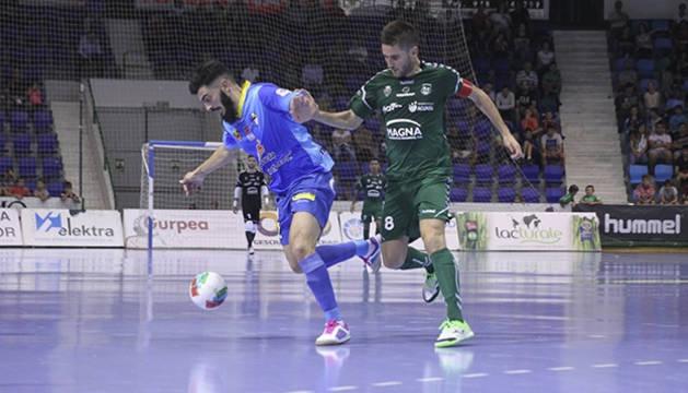 Osasuna Magna no pasa del empate ante el Peñíscola y el Aspil-Vidal cae en Barcelona