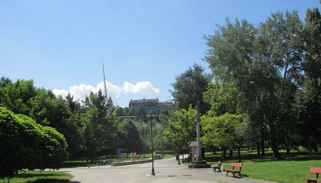 Fin de semana soleado y con temperaturas de más de 25 grados en Navarra