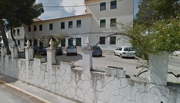 Cuartel de la Guardia Civil en Buñol