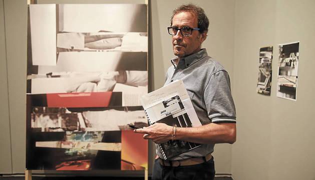 Javier Balda muestra sus 'frecuencias' más personales en el Koldo Mitxelena