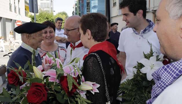 Último día de las fiestas e Alsasua, dedicada a los mayores (17 de septiembre)