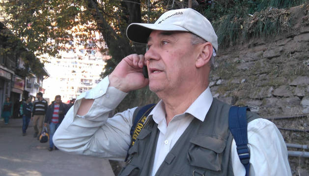 Ignacio Castiella.