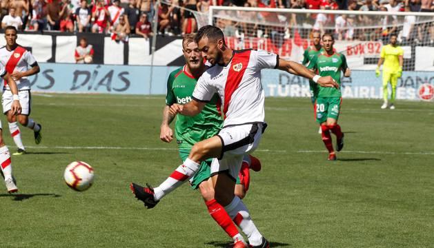 El Alavés logra la mayor goleada de su historia como visitante en Primera División