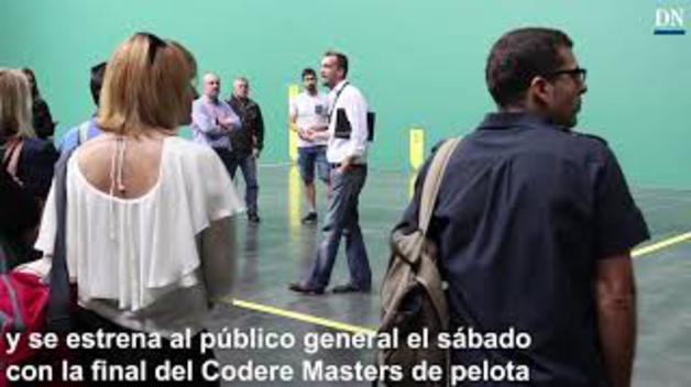 Presentación a los medios del Navarra Arena