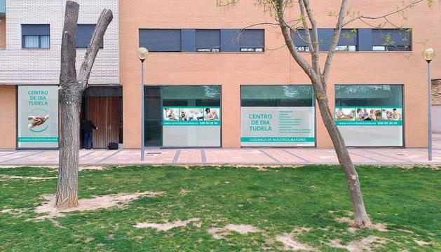 Fotomontaje del exterior del futuro Centro de Día Tudela ubicado en la calle Río de la Cuesta, 19 bajo.