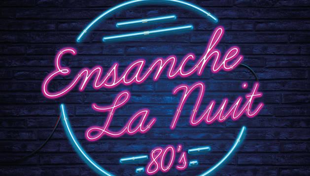 El Ensanche de Pamplona regresa este viernes 28 a los años 80