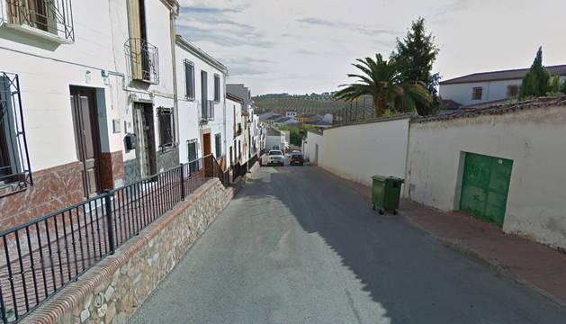 Vista de una calle de