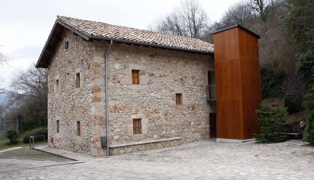 Centro del Manantial de Arteta.
