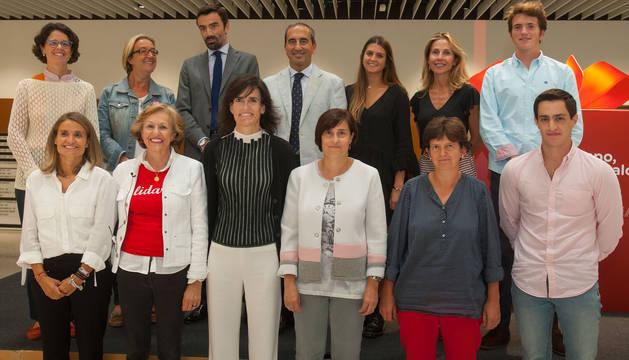 Durante la jornada se entregaron los Premios Solidariun.