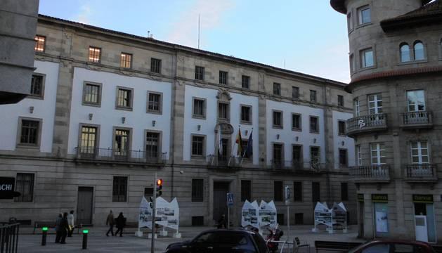 Audiencia Provincial de Pontevedra.